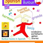 SPANISH Fun with Bunbun