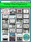 SPECIAL OFFER 21 Classroom Management Products at 66% off
