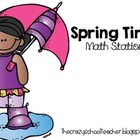 SPRING Math Stations