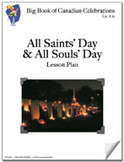 All Saints' Day and All Souls' Day Lesson Plan  **Sale Pri