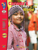 Canada's Links to the World Gr. 5-8  **Sale Price $11.19 -