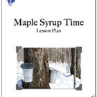 Maple Syrup Time Lesson Plan