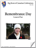 Remembrance Day Lesson Plan
