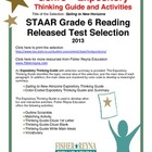 STAAR Release Analysis & Activities: Sailing to New Horizons 6th