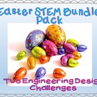 STEM Easter Themed Intermediate Engineering Design Challenges
