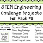 STEM Engineering Challenge Projects ~ TEN PACK #8