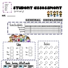 STUDENTS ASSESSMENT REPORT