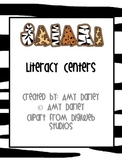 Safari Literacy Centers