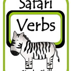 Safari Verbs