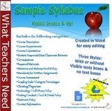 A Comprehensive Syllabus for Middle Grades and Up! Complet