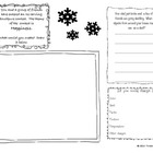 Sample Winter Think Book Page
