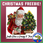 Santa Claus is Coming to Town Pass the Christmas Gift Game