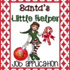 Santa's Little Helper: Job Application