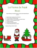 Santa's Visit in Spanish for Novice Spanish Speakers