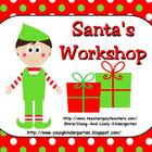 Santa's Workshop for ActivBoard