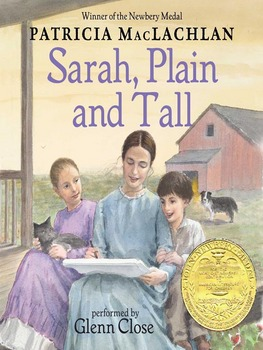 Sarah Plain and Tall Discussion Question Cards