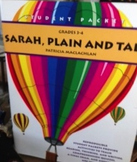 Sarah Plain and Tall Student Packet Guide