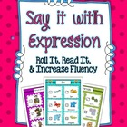 Say it with Expression {Fluency}