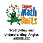 Scaffolding and Understanding Angles