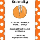 Scarcity Reading Street Grade 2 2011 & 2013 Series