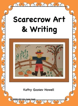 Scarecrow Art & Writing