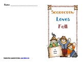 Scarecrow Loves Fall Easy Reader