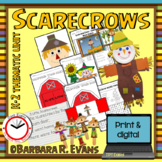 Scarecrows: A Thematic Unit for Primary Grades