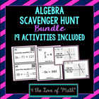 Scavenger Hunt Activity Bundle (16 Included!)