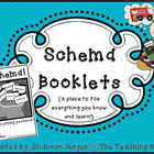 Schema Booklets {A place to file everything you know and learn}