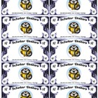 Scholar Dollars - Cartoon Owls - Classroom Money!