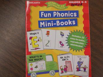 Scholastic Fun Phonics Mini-Books