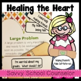 School Counseling Self-Referral Activity- Savvy School Counselor