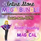 School Counseling is Magical store bundle (includes newest