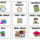 School Labels Freebies