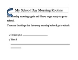 School Morning Routines