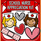 School Nurse Appreciation, Activities and Kit