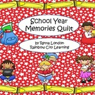 School Year Memories Quilt