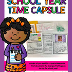 School Year Time Capsule Printables