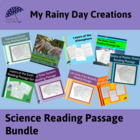 Science Based Reading Passages With Questions