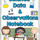 Science Data and Observations Notebook