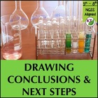 Science Experiment:  Analyze Results, Draw Conclusions, Ne