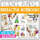 Science Journal Flip Books {BUNDLED for the WHOLE year}