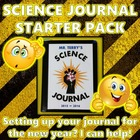 Science Journal: Starter Pack