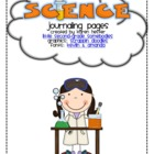 Science Notebook: Journaling Pages