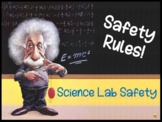 Science Lab Safety Rules (Powerpoint)