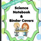 Science Skills Notebook Organization Set- 128 Binder Cover