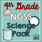 Science Notebook Printables and Activities Superpack- Four