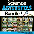 Science Picture Cards for Sorting BUNDLE PACK #1 {Save $$