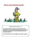 Science: Plant Needs Bundle