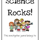 Science Rocks! {an investigation journal}